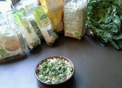 Recette taboule pour poussins ingredients